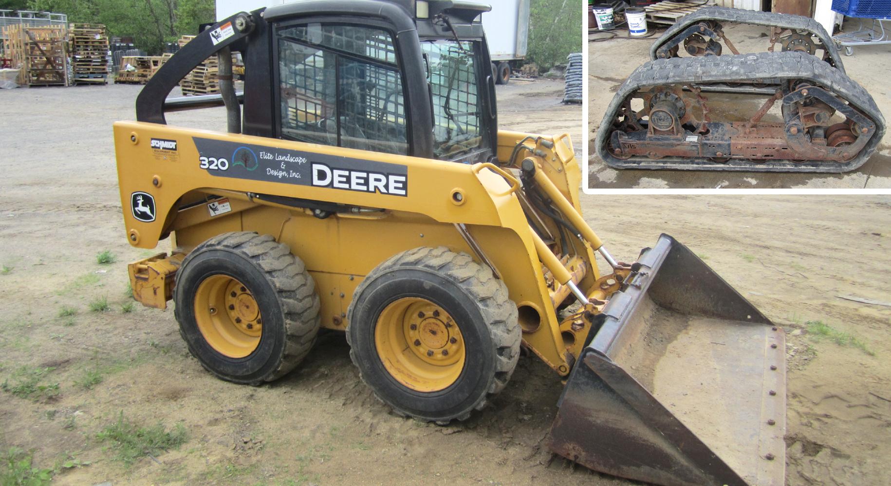 tractors \u0026 equipment, outdoor power tools, service \u0026 repair, apparel John Deere 320 Accessories 2007 john deere 320 cab skid steer