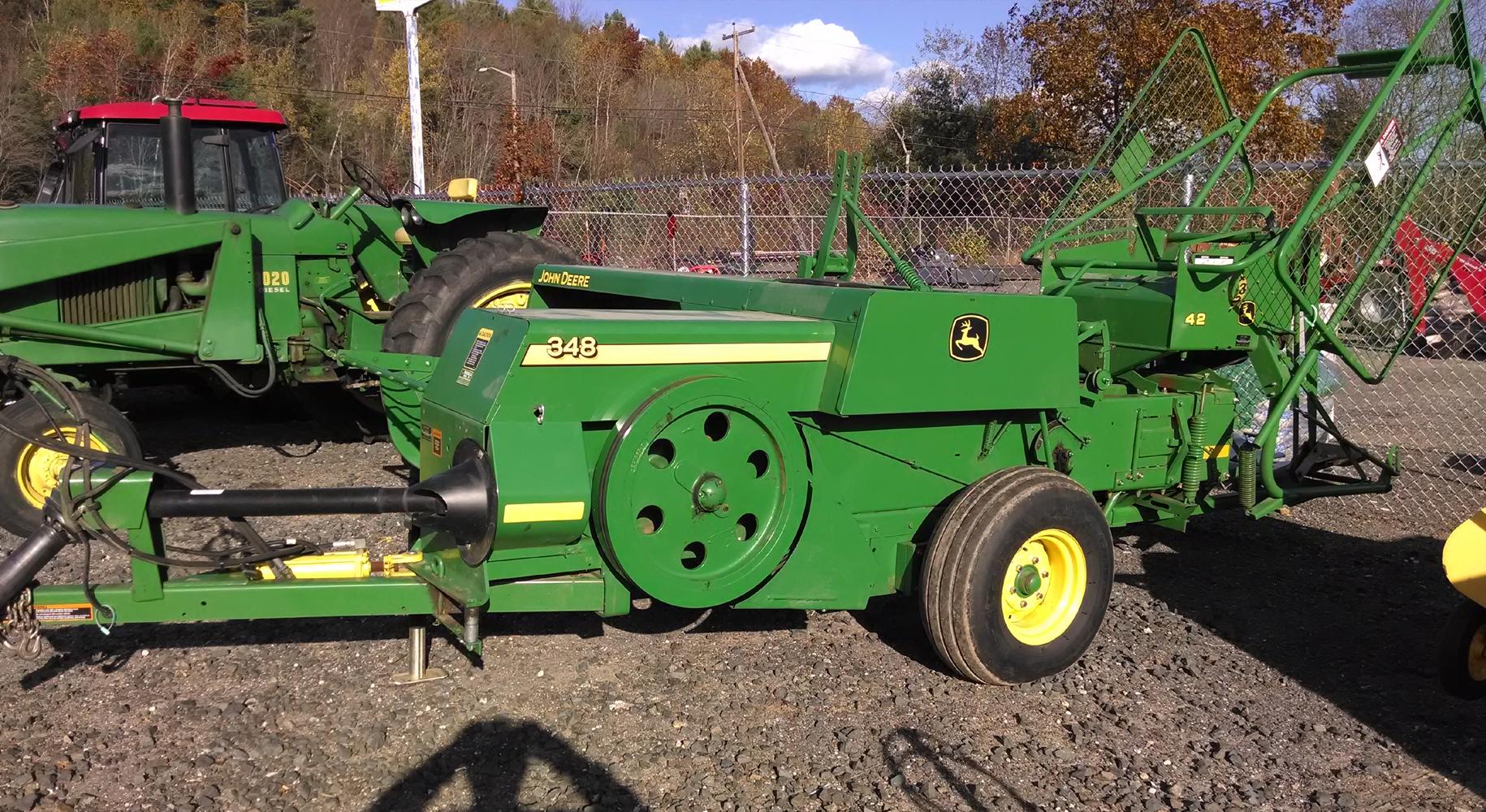 John Deere Baler Replacement Parts : Tractors equipment outdoor power tools service