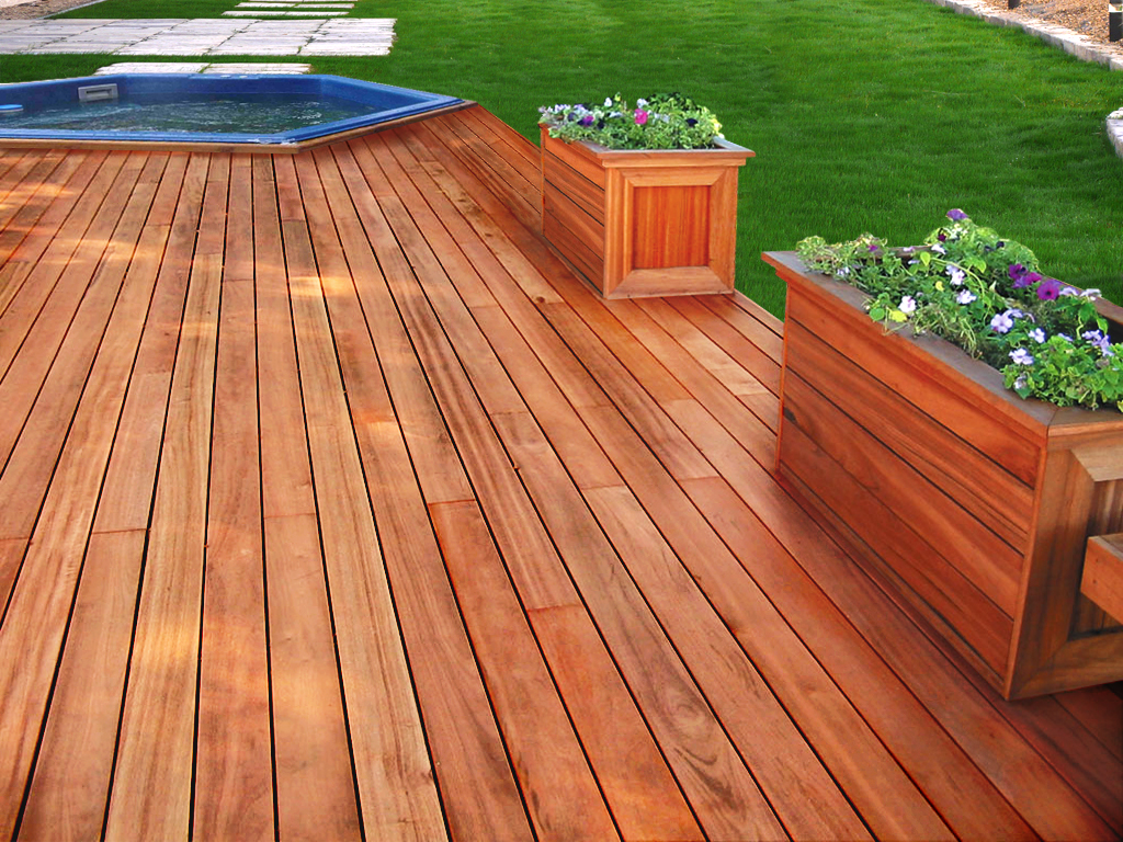 Budget home supply wood decking baanklon Image collections